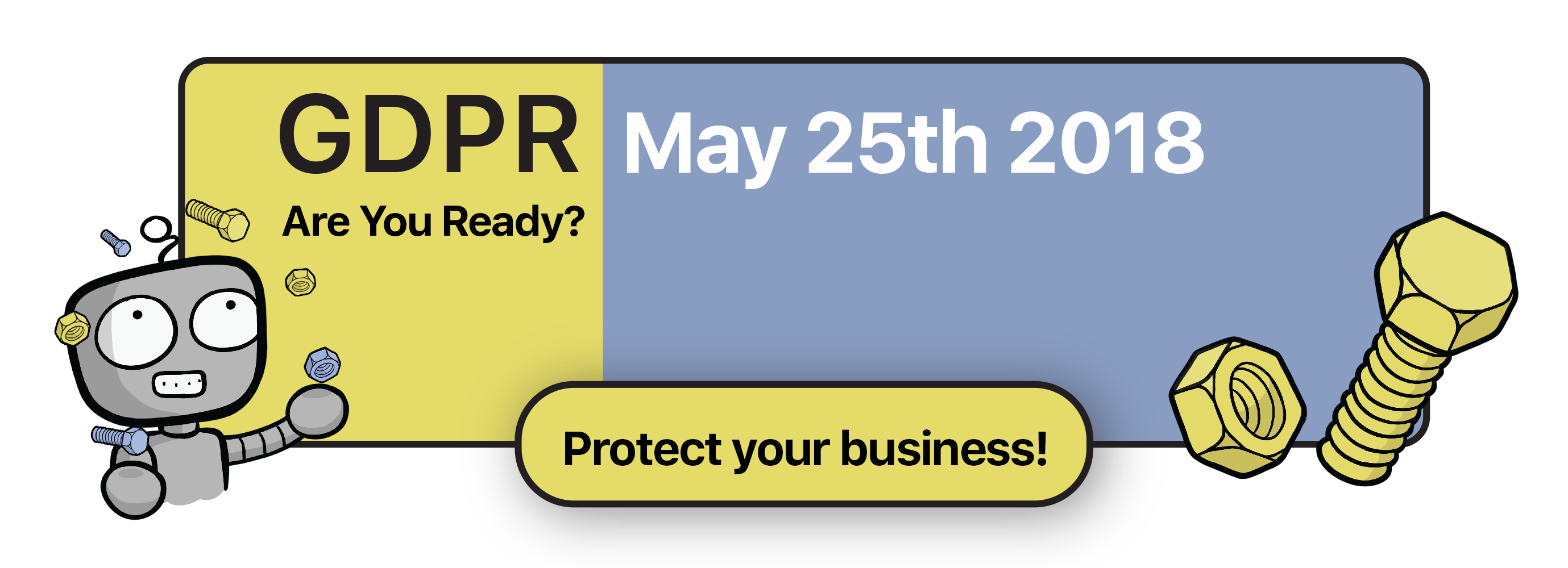 GDPR the nuts & bolts